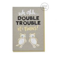 Stormy Knight 'Double Trouble' Twins Card